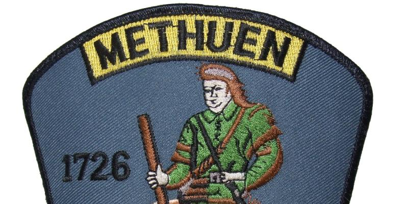 Methuen Police Patch